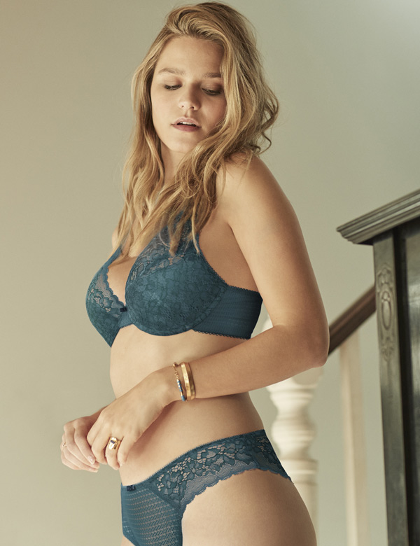 Cleo by Panache new Everly Plunge Bra for AW18 - featured on Lingerie Briefs