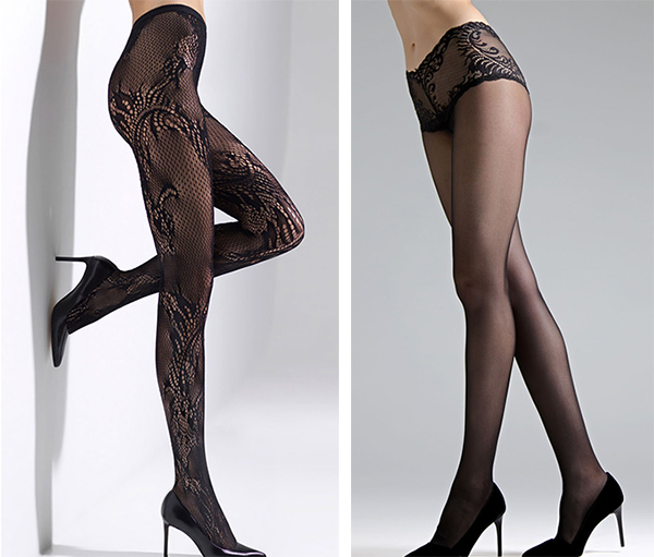 Natori Tights on Lingerie Briefs