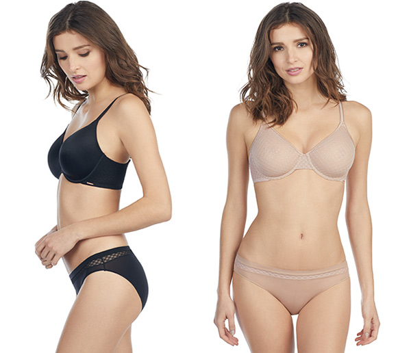 Le Mystere's New MODERN Collection ~ Unlined & Minimizer Bras featured on Lingerie Briefs