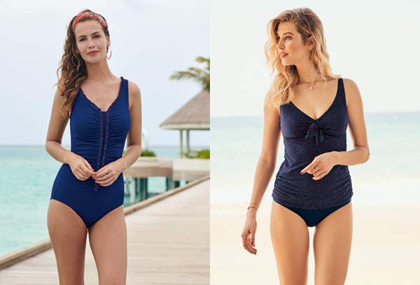 Alani Bay swimwear from Anita - Rosa Faia and Anita Care collections featured on Lingerie Briefs