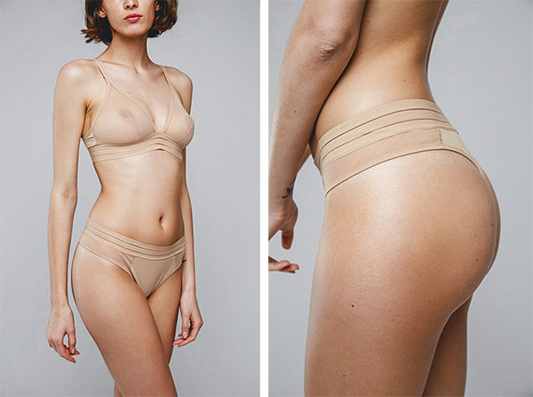 Maison Lejaby NuFit Collection Featured on Lingerie Briefs