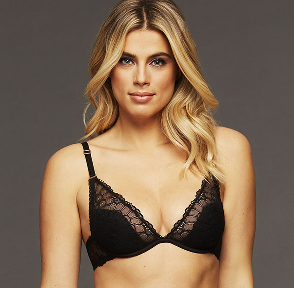 Montelle Intimates After Dark Collection as featured on Lingerie Briefs