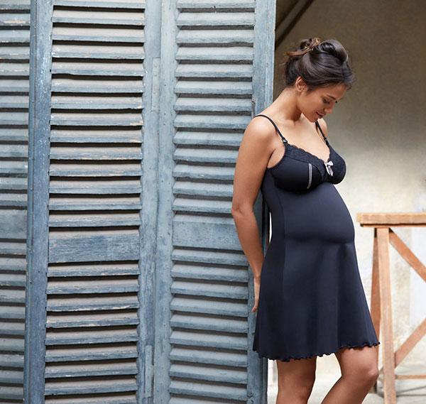 Cache Coeur Maternity Lingerie on Lingerie Briefs