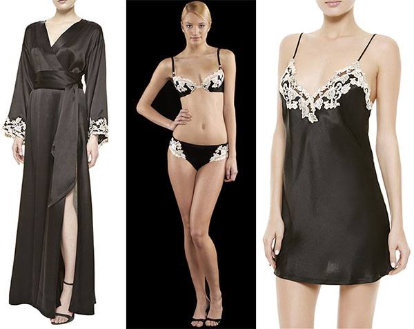 La Perla as featured on Lingerie Briefs