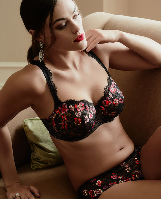 Prima Donna as featured on Lingerie Briefs
