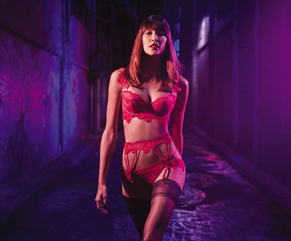 Pleasure State as featured on Lingerie Briefs