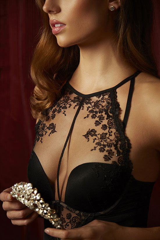 Gossard photographed by Stephanie Hynes for Lingerie Briefs