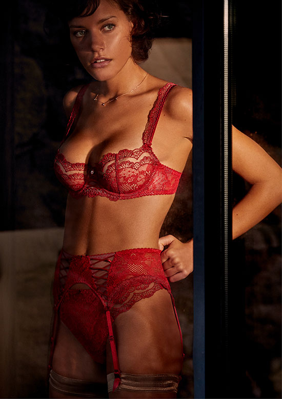 Aubade Vierge as featured on Lingerie Briefs