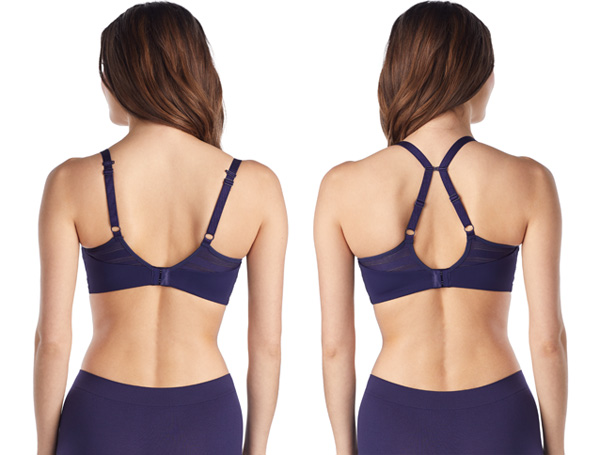 Active Balance Sport Bra by Le Mystere featured on Lingerie Briefs