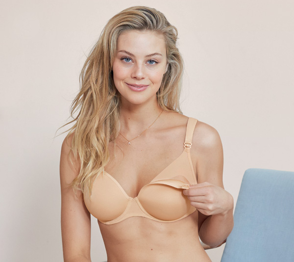 New Miss Anita Molded Underwire with Spacer Cups featured on Lingerie Briefs