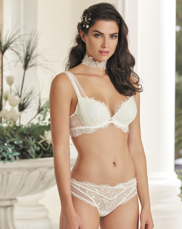 Introducing Lise Charmel Soie Virtuose Collection - featured on Lingerie Briefs