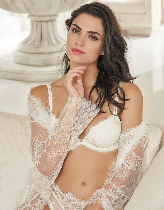 Lise Charmel Art de Volupte Bridal Collection on Lingerie Briefs
