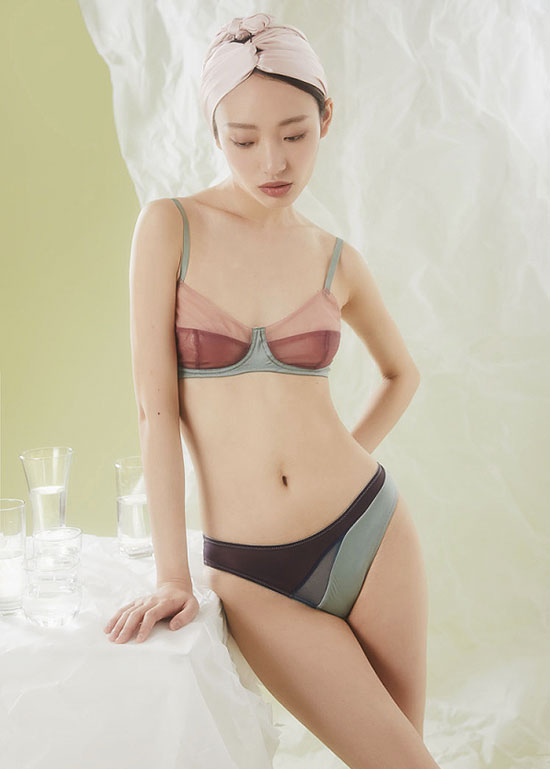 Voiment Intimates as seen on Lingerie Briefs