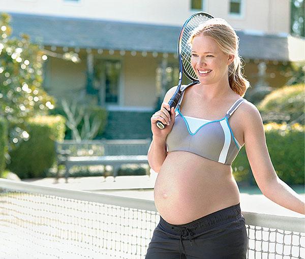 Zest Nursing Bra from Cake Maternity on Lingerie Briefs