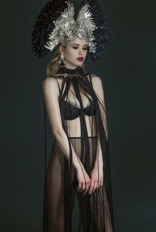 Gracija Rim as featured on Lingerie Briefs