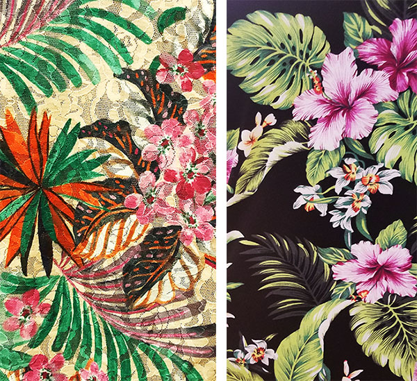 Prints from Hanky Panky on Lingerie Briefs