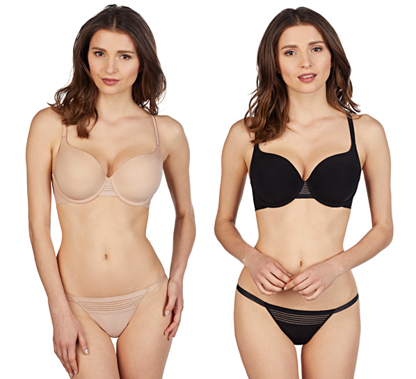 New from Le Mystere - Second Skin Back Smoother, featured on Lingerie Briefs