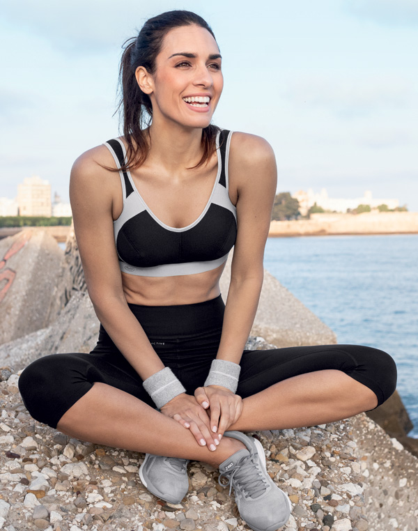 Extreme workout sports bra by Anita Active featured on Lingerie Briefs