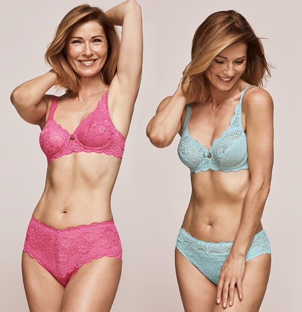 Triumph Amourette 300 bra featured on Lingerie Briefs