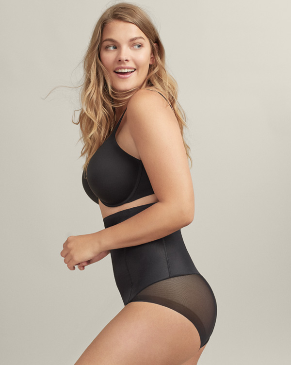 Janira Silueta Secrets - lose a dress size or more shapewear featured on Lingerie Briefs