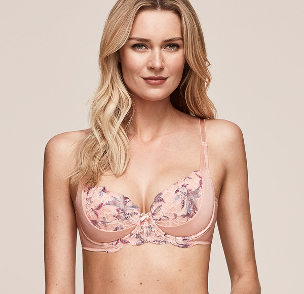 Triumph Amourette Charm bra featured on Lingerie Briefs