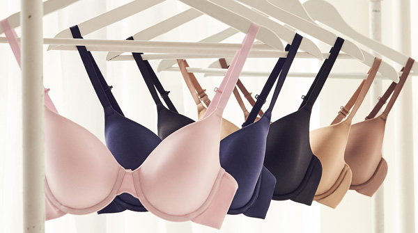 Buy a Bra, Give a Bra b.tempt'd Future Foundation Bras featured on Lingerie Briefs