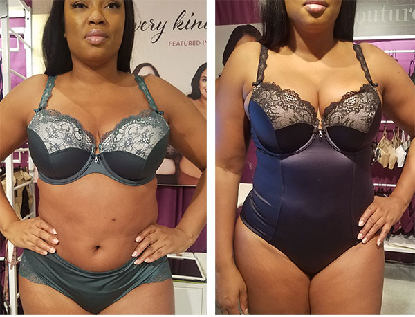 Curvy Couture as featured on Lingerie Briefs