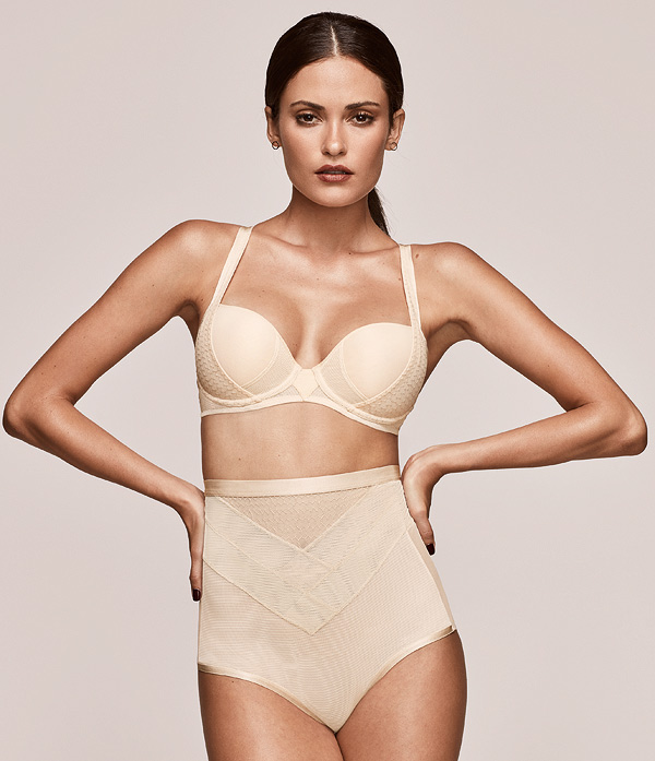 Triumph Contour Sensation Collection SS19 featured on Lingerie Briefs