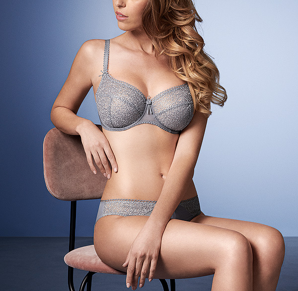 Empreinte's New Kate Collection in pastels as featured on Lingerie Briefs