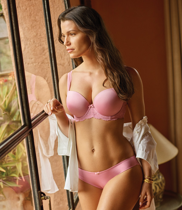 Panache Ardour Sweetheart balconnet bra SS19 featured on Lingerie Briefs