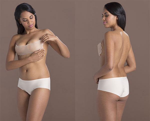 Magic BodyFashion Solutions Miracle Bra on Lingerie Briefs
