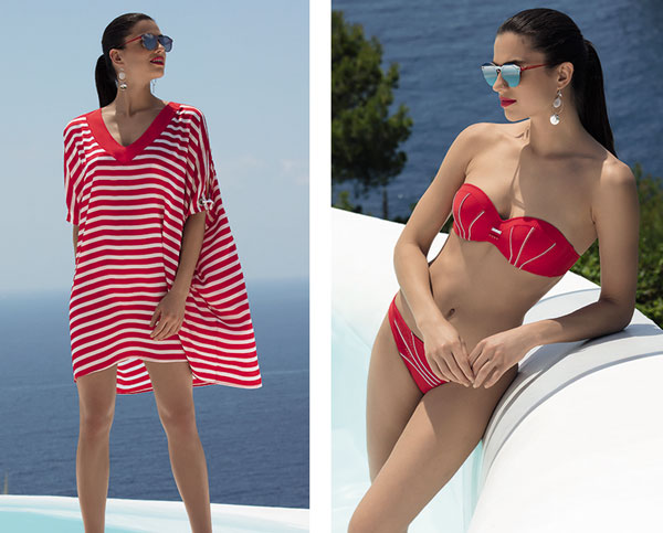 Lise Charmel Swimwear as featured on Lingerie Briefs