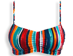 Bali Bay Concealed Underwire Bralette Bikini Top