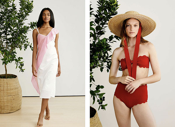 Marysia Swmwear & Beachwear as featured on Lingerie Briefs