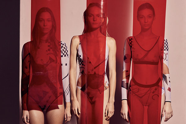 Undress Code, Polish lingerie design brand as featured on Lingerie Briefs