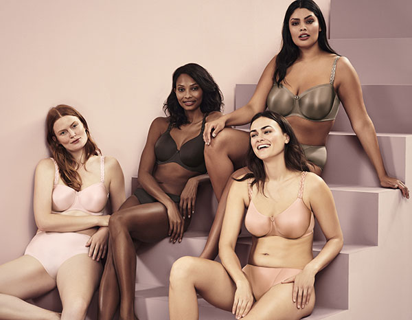 Prima Donna Every Woman Collection as featured on Lingerie Briefs