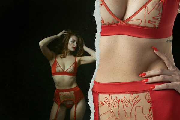 Jane's Vanity as featured on Lingerie Briefs