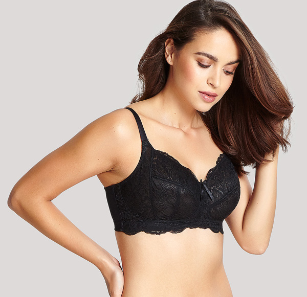 Panache Andorra Non-wired Bra Now Up to 40J! Featured on Lingerie Briefs