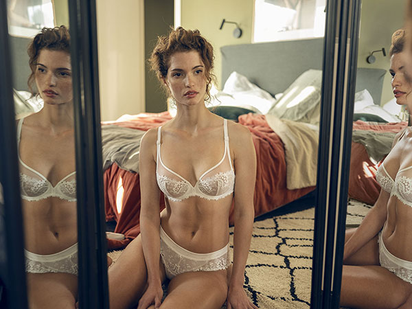 Simone Perele Bridal Lingerie as featured on Lingerie Briefs