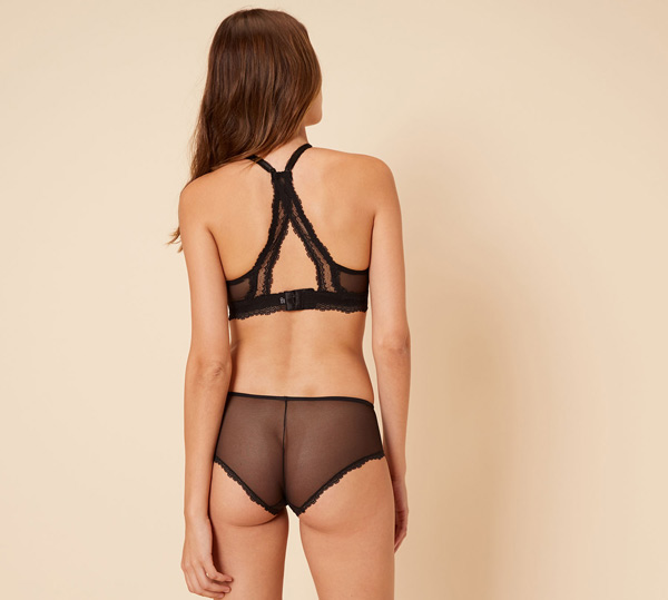 Simone Perele Confiance Bralette (back) featured on Lingerie Briefs