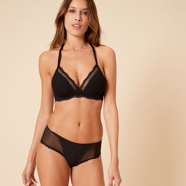 Simone Perele Confiance Bralette featured on Lingerie Briefs