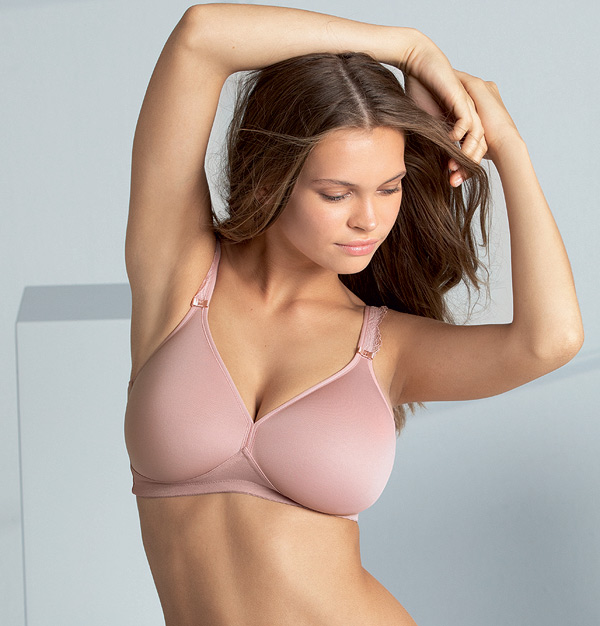 Selma Spacer Soft Cup Bra featured on Lingerie Briefs
