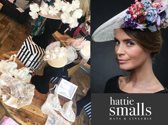Hattie Smalls - hats & lingerie UK