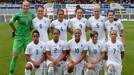 British womens football at world cup