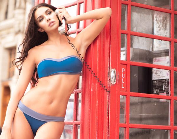 Jag London swimsuits featured on Lingerie Briefs