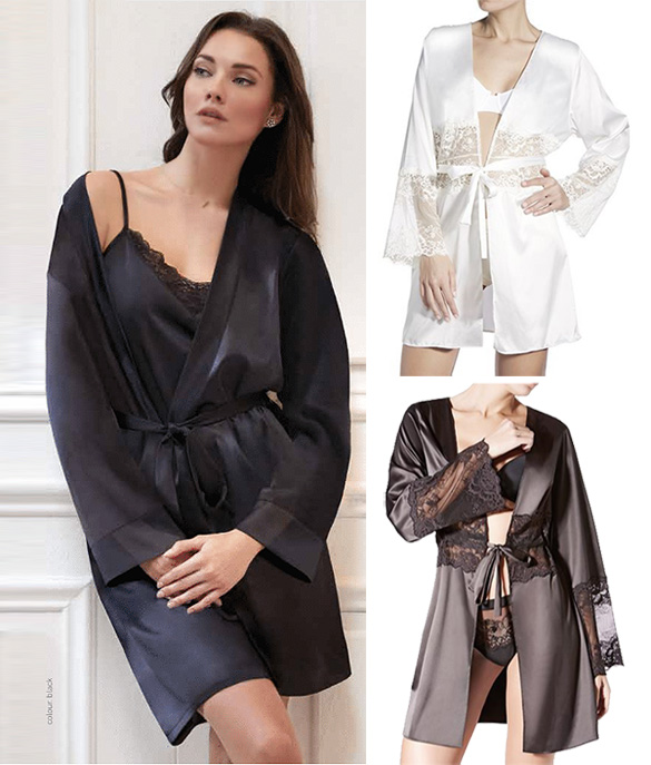 Janira Charm Greta Kimonos featured on Lingerie Briefs