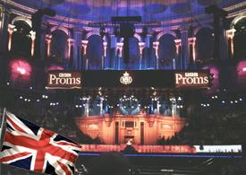 Proms concert in London