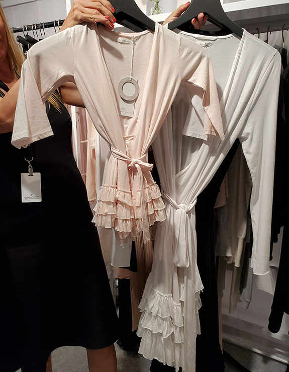 Skin as seen at Curve NY for Spring 2020 as featured on Lingerie Briefs