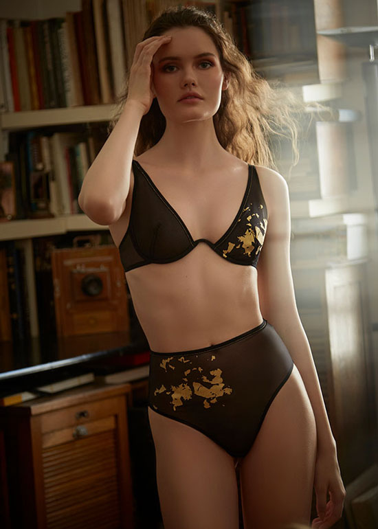 Chantal Thomass Lingerie photographed by Stephanie Hynes Photography for Lingerie Brief