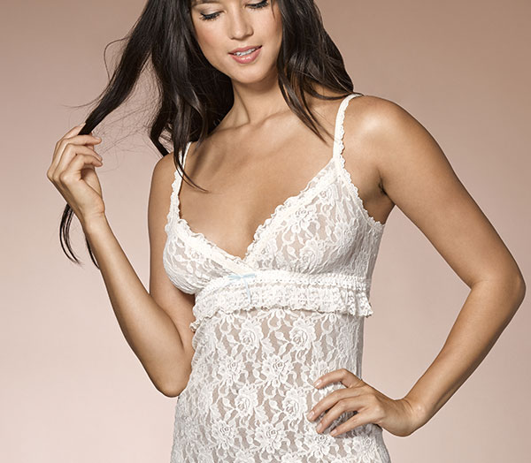 Hanky Panky Bridal Lingerie As featured on Lingerie Briefs